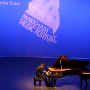 Markham Music Festival Gala Concert 2014