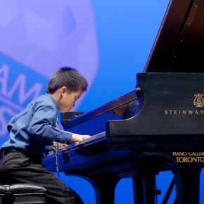 Markham Music Festival Gala Concert 2014: Jason Cheng