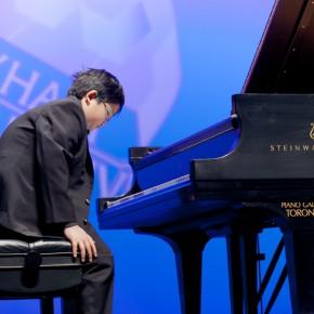 Markham Music Festival Gala Concert 2014: Anson Hui