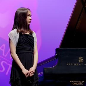 Markham Music Festival Gala Concert 2014: Lauren Esch