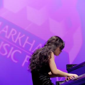 Markham Music Festival Gala Concert 2014: Charissa Vandikas