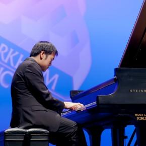 Markham Music Festival Gala Concert 2014: Aaron Chow