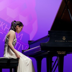 Markham Music Festival Gala Concert 2014: Catherine Ma