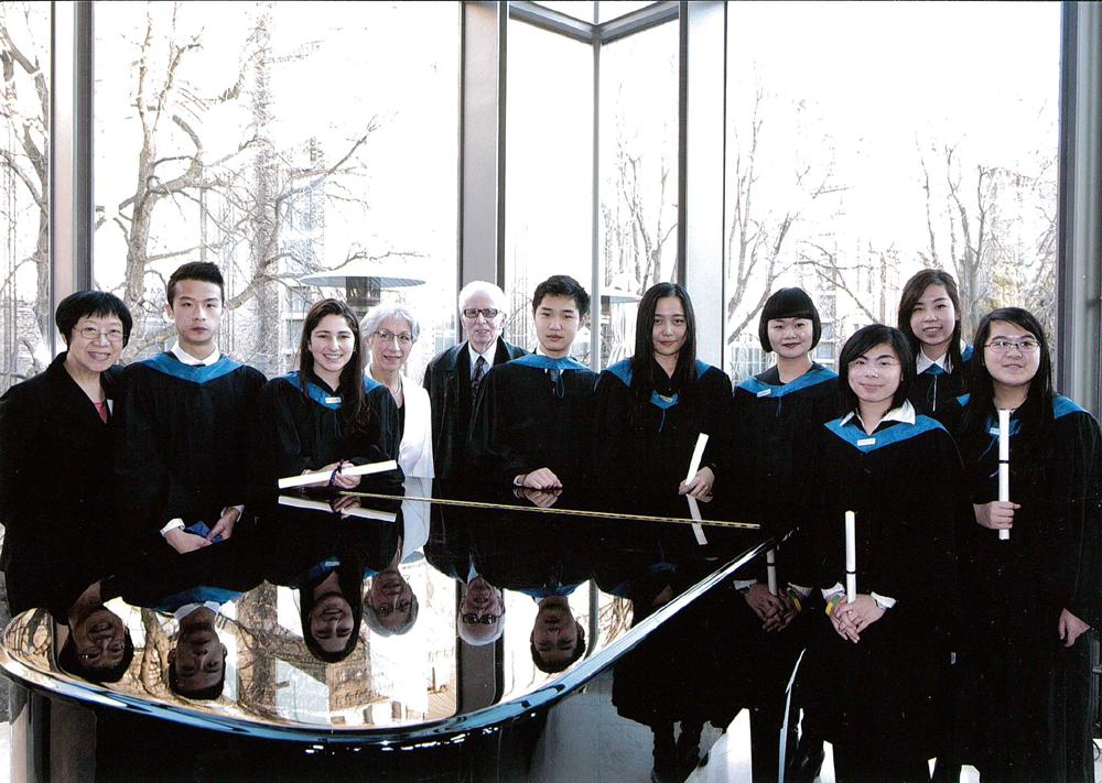 RCM Graduating Class National Convocation